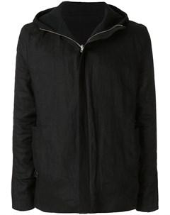 Двухсторонняя куртка с капюшоном A new cross
