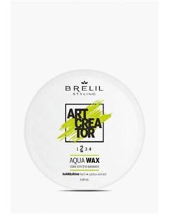 Воск для волос Brelil professional