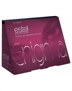 Краска для бровей и ресниц Enigma EN9 9 фиолетовый 1 шт Estel (россия)