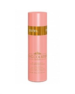 Бальзам для волос Розовый шоколад Chocolatier CH BP1000 1000 мл Estel (россия)