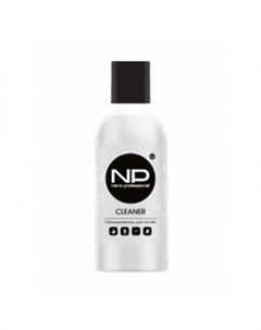 Обезжириватель для ногтей Cleaner 001760 200 мл Nano professional (россия)