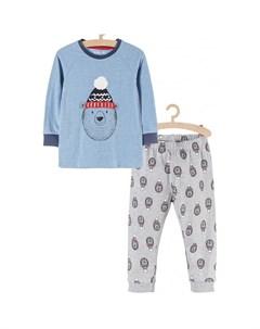 Пижама для мальчика 1W3718 5.10.15.