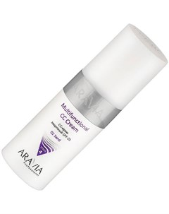Aravia professional multifunctional cc cream cc крем защитный spf 20 тон 02 150 мл