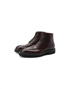 Кожаные ботинки W.gibbs