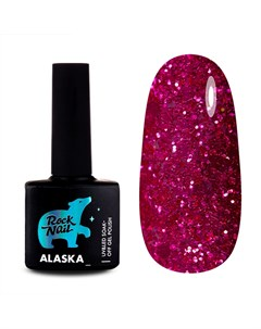 Гель лак Alaska 464 Eskimo Kiss 10 мл Rocknail