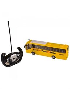 Игрушка на радиоуправлении Автобус туристический Maya toys