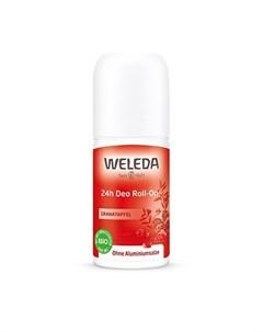 Гранатовый дезодорант 24h Roll On 50 мл Weleda