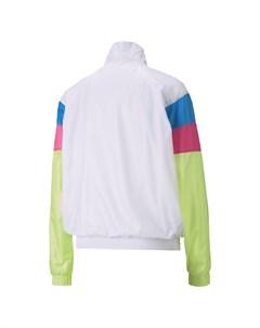 Олимпийка TFS Woven Track Jacket Puma
