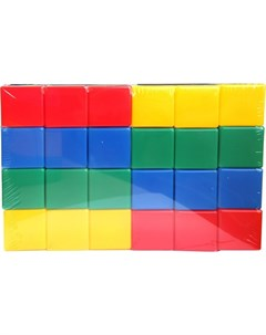 Развивающая игрушка Набор Кубики 24 шт Гринпласт