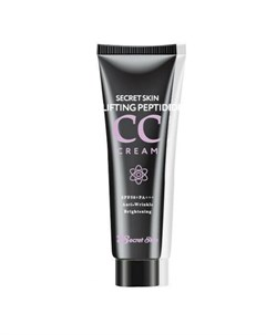 Крем cc secret skin lifting peptide cc cream spf50 pa Secret skin