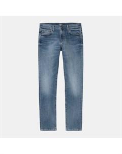 Джинсы Rebel Pant Slim Blue Mid Used Wash 2021 Carhartt wip