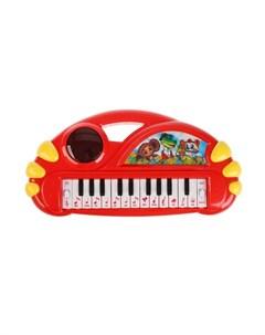 Музыкальный инструмент Пианино с 7 ю песнями В Шаинского Умка