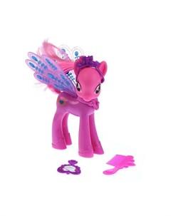 Интерактивная игрушка Пони 15 см Карапуз