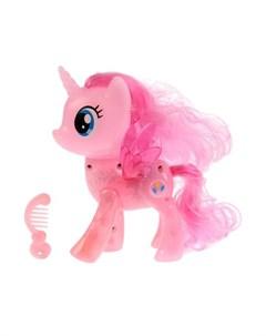 Интерактивная игрушка Пони 16 см Карапуз