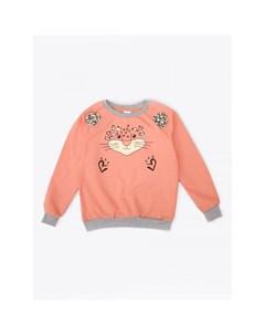 Свитшот для девочки Wild cat 8250629 Котмаркот
