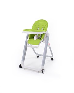 Стульчик для кормления Futuro Senso Bianco зеленый Nuovita