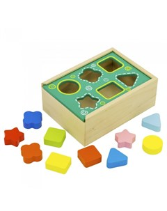 Деревянная игрушка Сортер СОР02 Alatoys