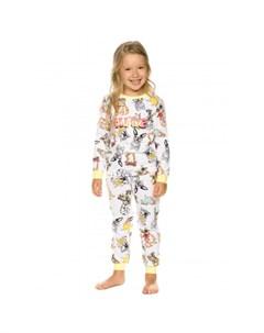 Пижама для девочек WFAJP3210U Pelican