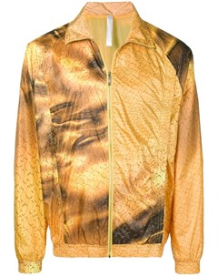 Куртка с абстрактным принтом Cottweiler