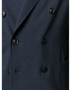 Двубортный блейзер T jacket