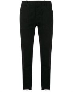 Укороченные джинсы Jenna кроя слим Nili lotan