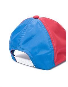 кепка в стиле колор блок с логотипом The marc jacobs kids