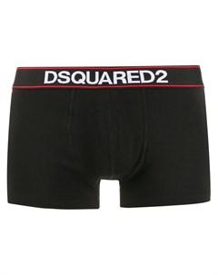 Боксеры кроя слим Dsquared2 underwear