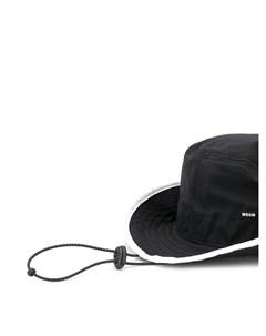 шляпа со шнурком Msgm