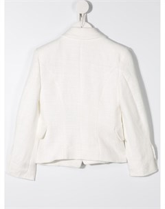фактурный пиджак Balmain kids