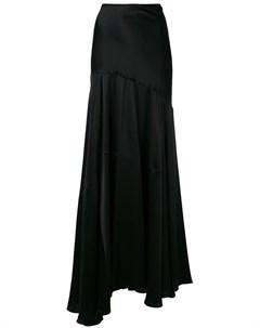 Длинная юбка с драпировками Simone rocha