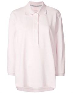 Рубашка поло с двойными рукавами Alexander wang