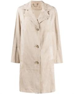 Однобортное пальто Desa 1972