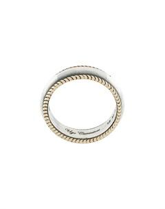 кольцо с окантовкой Ugo cacciatori
