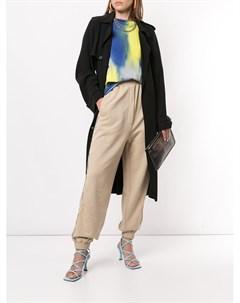 Спортивные брюки с молниями Marcelo burlon county of milan