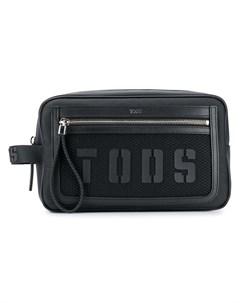 Несессер с логотипом Tod's