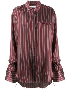 Полосатая рубашка Dries Vibe Litkovskaya