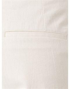 Зауженные укороченные брюки Toogood