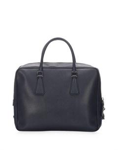 портфель с биркой Prada pre-owned