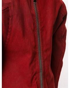 Приталенная куртка Isaac sellam experience
