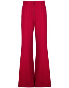 Длинные расклешенные брюки Alberta ferretti