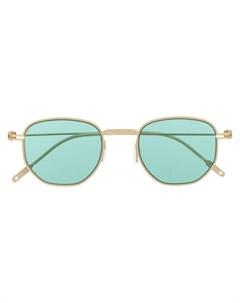 солнцезащитные очки с затемненными линзами Montblanc