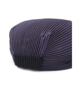Плиссированная кепка Homme plissé issey miyake