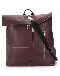 объемный рюкзак Rick owens