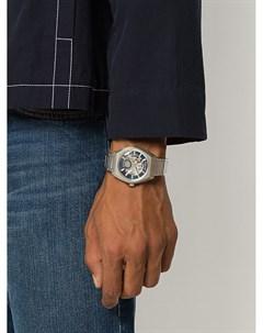 Наручные часы Skeleton 41 мм Roberto cavalli