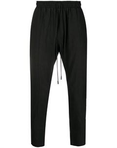 Зауженные брюки с завышенной талией Alchemy