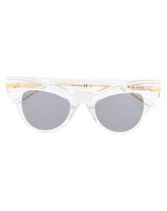 Солнцезащитные очки The Original 04 Bottega veneta eyewear