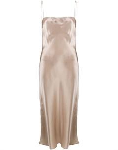 Платье Hotan с открытой спиной Le kasha