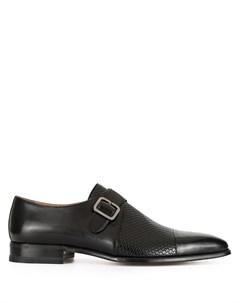 Плетеные туфли монки Stemar