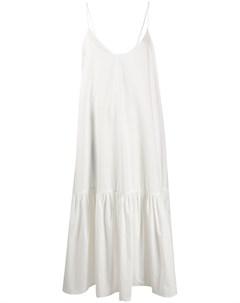 Ярусное платье без рукавов Anine bing