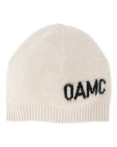 Шапка бини с логотипом Oamc